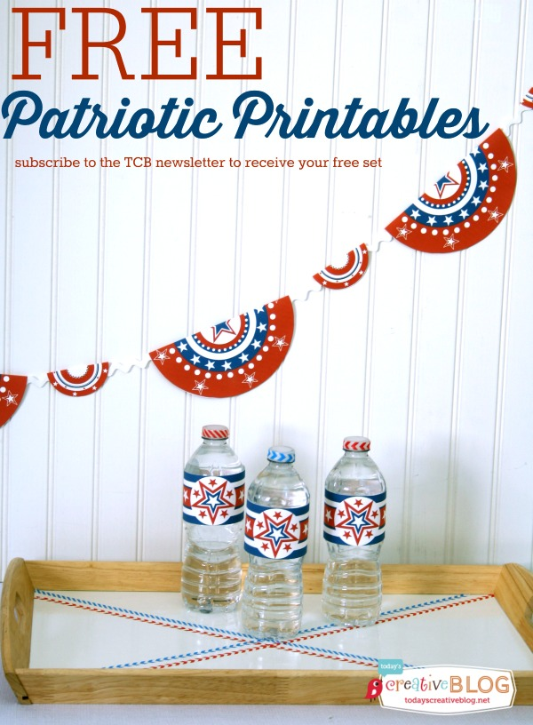 Free Patriotic Printables | TodaysCreativeBlog.net