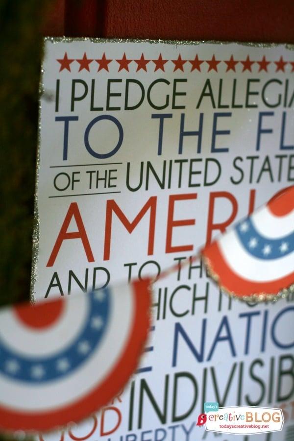 Patriotic Printable | TodaysCreativeBlog.net