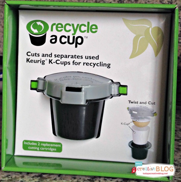 Recycle a Cup | TodaysCreativeBlog.net