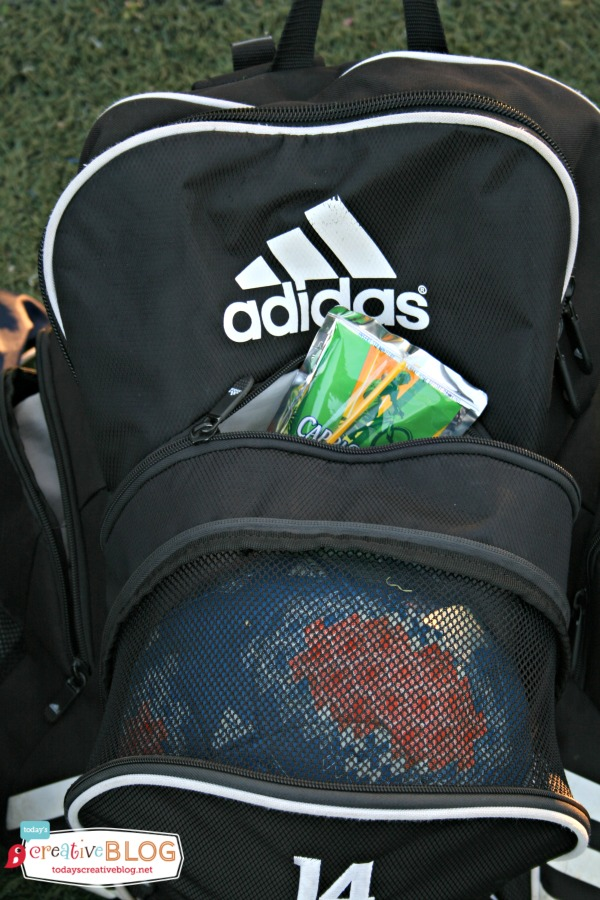 Kids vs Pros MLS Soccer Showdown - Capri Sun | TodaysCreativeBlog.net
