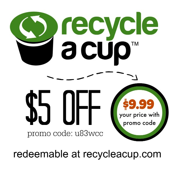 recycle a cup promo code