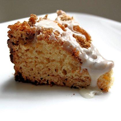 Glazed Cinnamon Coffee Cake