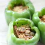 Steak Stuffed Bell Peppers by Girl Loves Glam | TodaysCreativeBlog.net