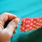 DIY Chapstick Key Chain Holder | TodaysCreativeblog.net