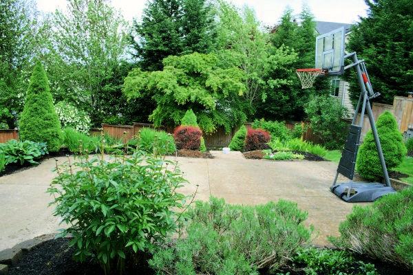 Adding an arbor to your backyard | DIY Outdoor project | TodaysCreativeLife.com
