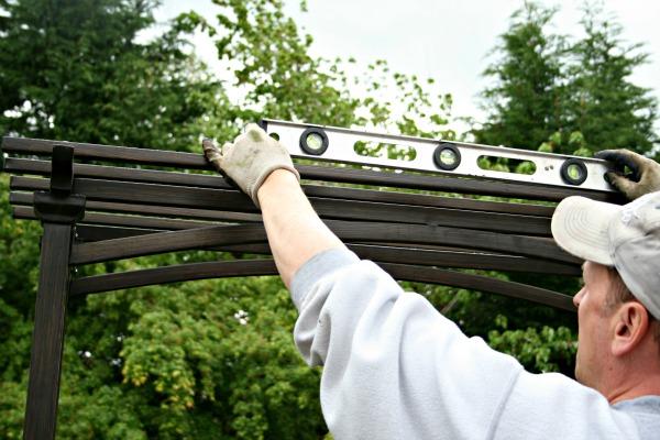 Easy Backyard Projects   Lowes Creative Ideas   TodaysCreativeBlog.net