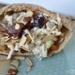 Apple Chicken Salad Recipe | TodaysCreativeBlog.net