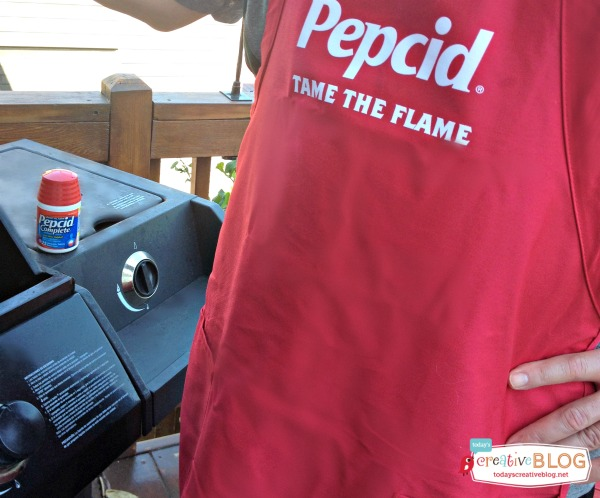 Favorite Summer Foods with PEPCID®