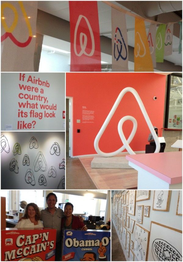 Airbnb Headquarters | Airbnb | Family Travel Made Easy - TodaysCreativeBlog.net