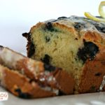 Blueberry Lemon Bread with Lemon Glaze | TodaysCreativeBlog.net