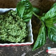 Easy Pesto Recipe 5 Minutes