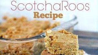 Rice Krispies Scotcheroos Recipe