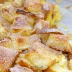Cinnamon French Toast Casserole | Here's the breakfast dish you've been looking for. Baked French Toast is always a crowd pleaser. Get the recipe on TodaysCreativeLife.com