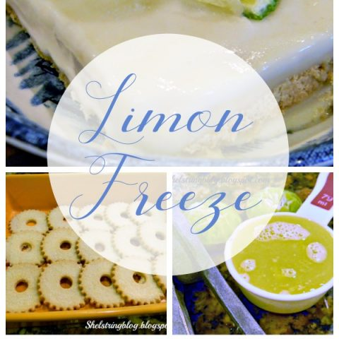 Creamy Limon Freeze Recipe