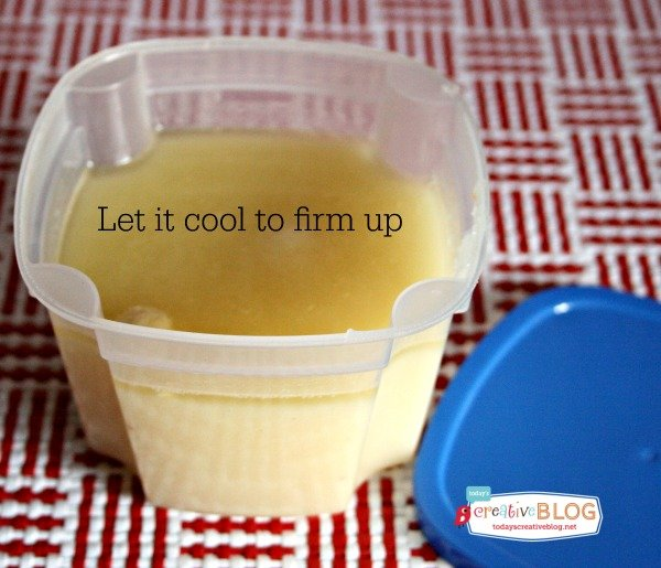 DIY Sea Salt Body Scrub | Homemade body scrub with cocoa butter and coconut oil | DIY Spa Body Scrub | TodaysCreativeLife.com