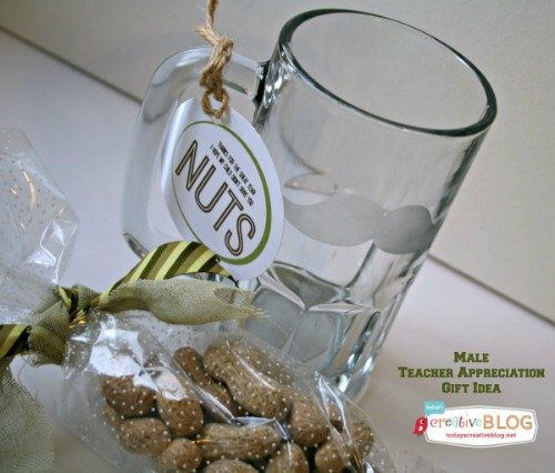 Teacher Appreciation Gift Ideas for Male Teachers | See more creative ideas on TodaysCreativeBlog.net