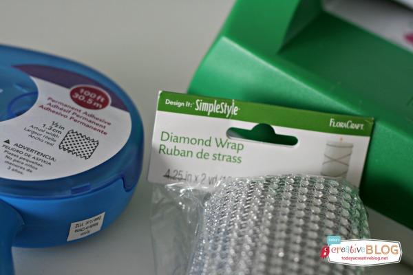 Diamond Wrap