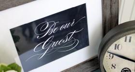 10 Guest Room Essentials and Tips | TodaysCreativeBlog.net