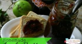 Crockpot Apple Butter Recipe | Slow Cooker Sunday | TodaysCreativeBlog.net
