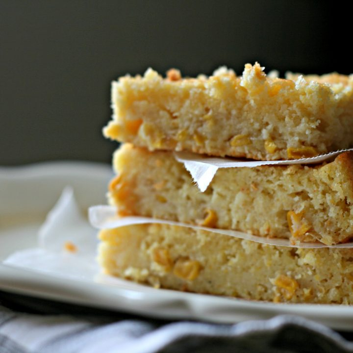 Easy Corn Spoonbread Recipe | TodaysCreativeBlog.net