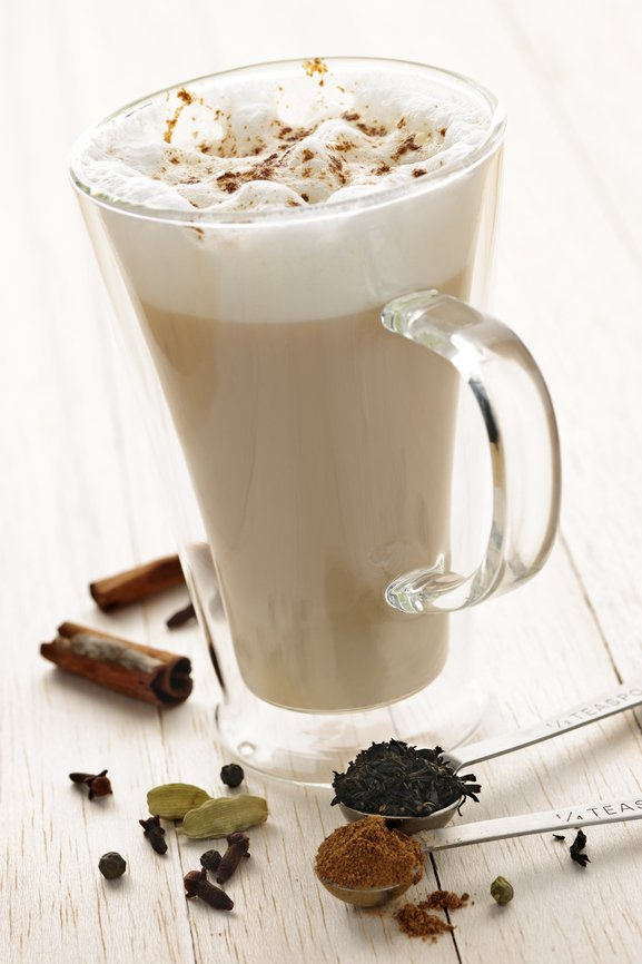 DIY Tea & Coffee Lattes | TodaysCreativeblog.net