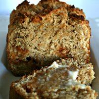 Peanut Butter Butterscotch Bread