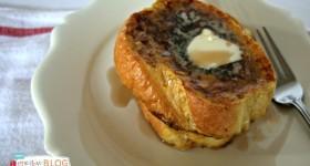Pumpkin Crusted French Toast | TodaysCreativeBlog.net