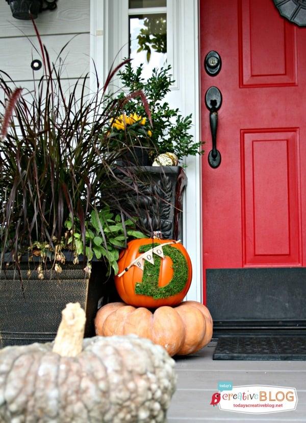 Trick Your Pumpkin | TodaysCreativeBlog.net