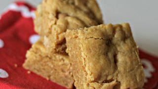 Cake Mix Peanut Butter Brownie Recipe