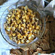 Hot Apple Pie Dip