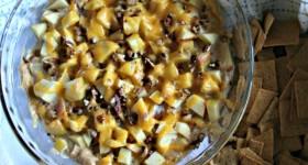 Hot Apple Pie Dip Recipe | TodaysCreativeBlog.net