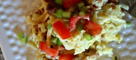 Slow Cooker Breakfast Casserole | TodaysCreativeBlog.net