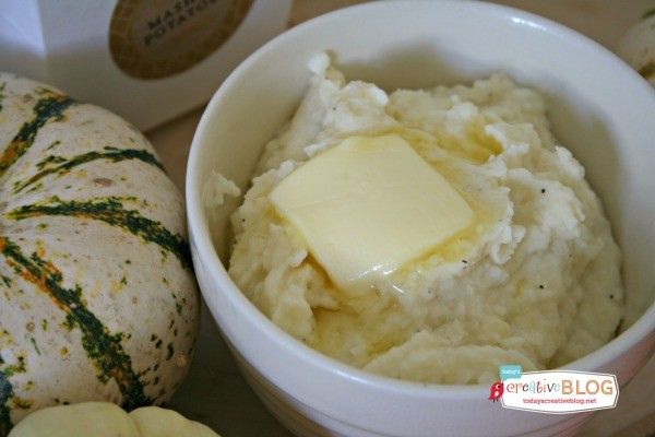 Crock pot Mashed Potatoes | TodaysCreativeBlog.net