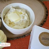 Crock Pot Mashed Potatoes