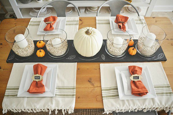 10 Creative Thanksgiving Table Settings | TodaysCreativeBlog.net