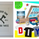 DIY Screen Printing Kits for Home | TodaysCreativeBlog.net