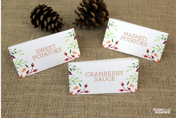Free Thanksgiving Printables | TodaysCreativeBlog.net