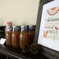 Woodland Party Printables | TodaysCreativeBlog.net