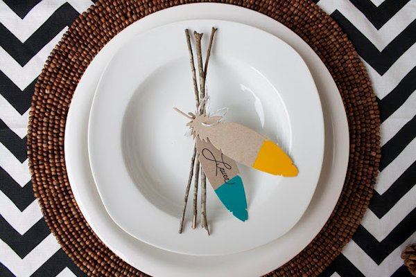 10 Creative Thanksgiving Table Settings & 10 Creative Thanksgiving Table Settings | Todayu0027s Creative Life