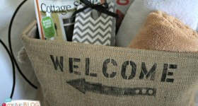 Prepping for Holiday Guests | TodaysCreativeBlog.net