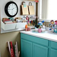 Stylish Storage Solutions for your Craft Room