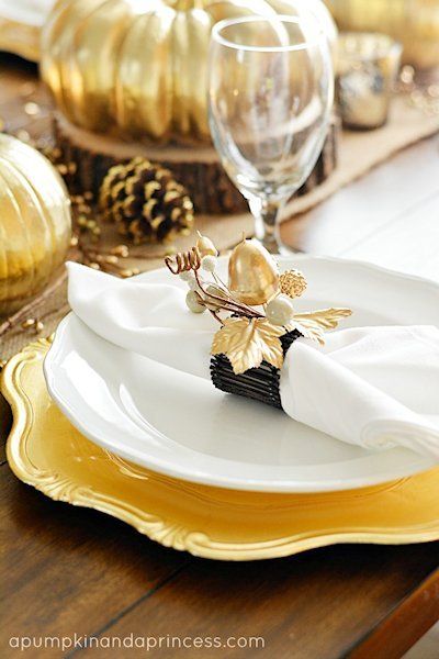 Creative Thanksgiving Table Ideas