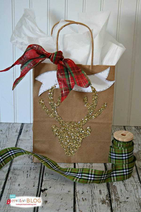 Easy Diy Gift Wrap Today S Creative Life