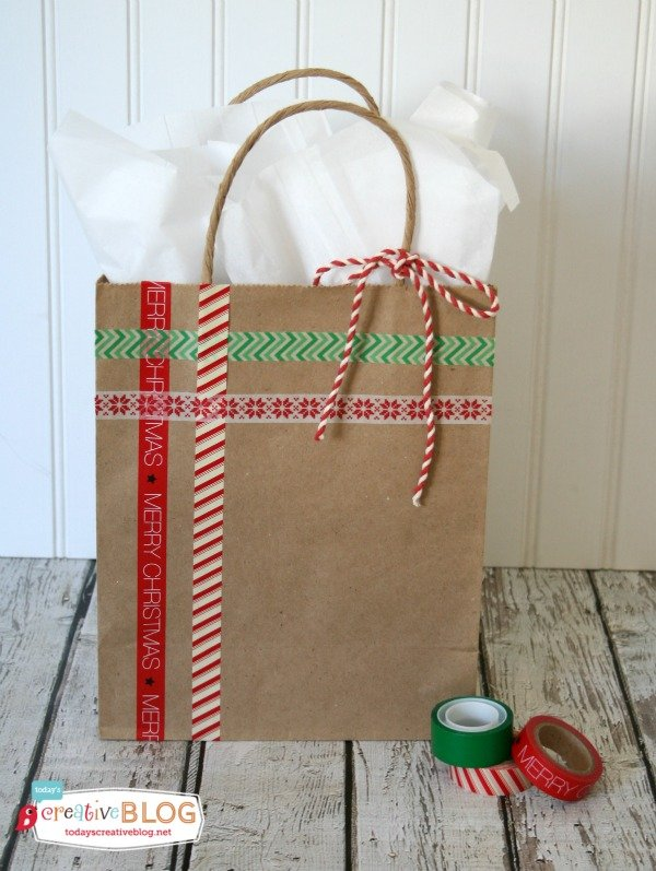 Decorating Christmas Gift Bags | Billingsblessingbags.org
