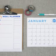 Free Printable 2015 Calendar | TodaysCreativeBlog.net