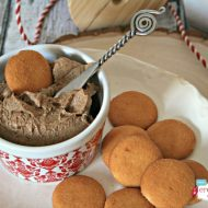 Gingerbread Cream Cheese Spread