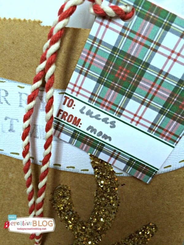 Free Printable Gift Tags | TodaysCreativeblog.net