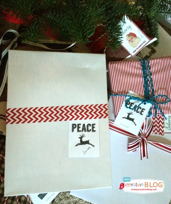 Last Minute Christmas Ideas | TodaysCreativeBlog.net