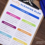 How Often Should You Clean Things in your Home
