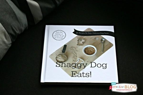 Dog Treat Recipes | Mabie Likes Shaggy Eats | TodaysCreativeBlog.net